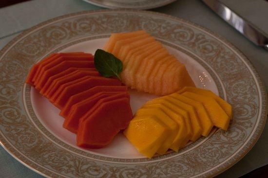 Casa Misha: Fruit plate