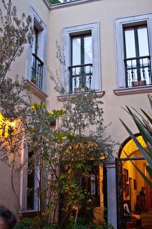 Casa Misha : Courtyard