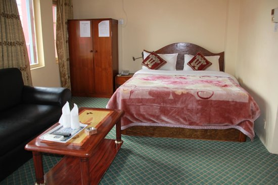 Holy Lodge : standard double room