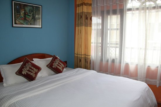 Holy Lodge : deluxe room double
