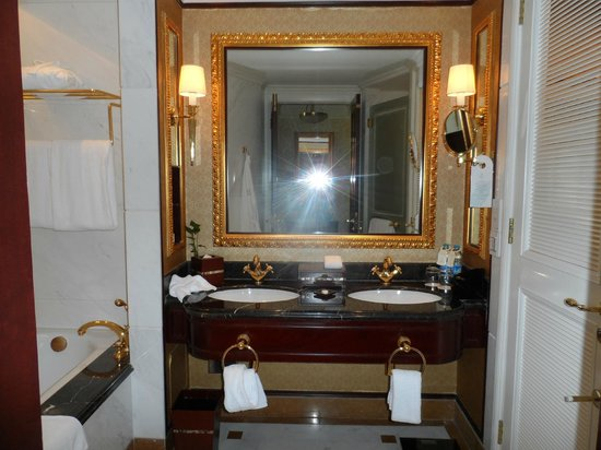 Grand Central Hotel Shanghai: bathroom