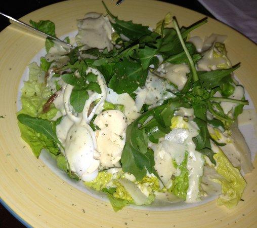 Don Pasquale: Salad 1