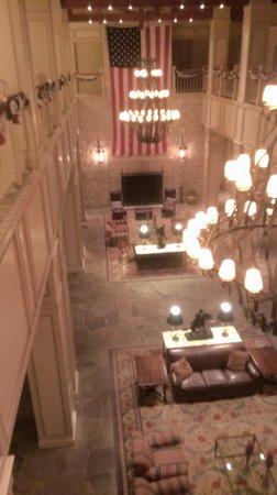 Hyatt Regency Hill Country Resort and Spa: lobby