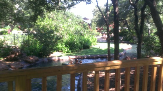 Hyatt Regency Hill Country Resort and Spa: lazy river