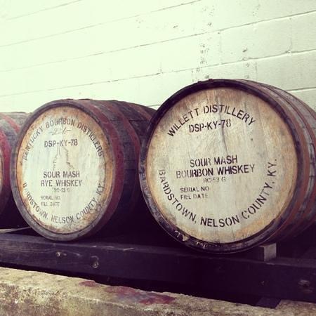 Willett Distilling Company: Willet Distillery