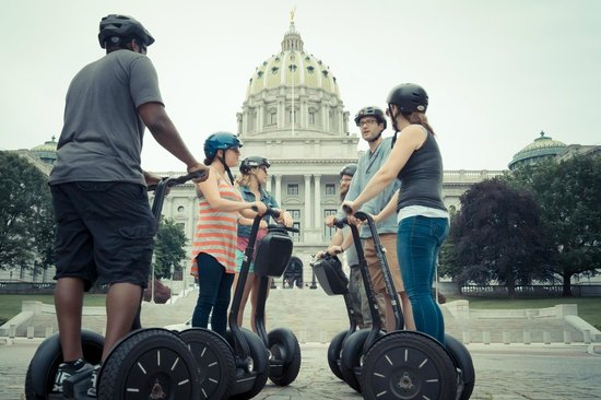 Harrisburg By Segway Tours