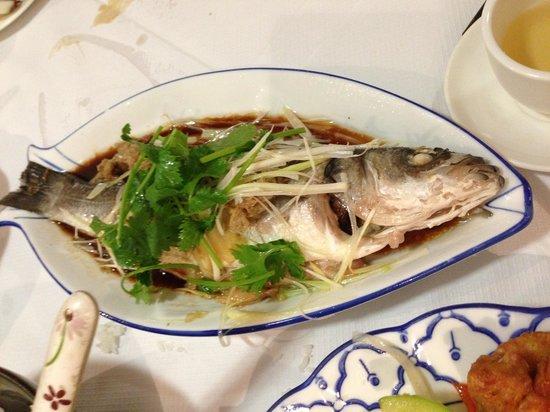 Mandarin House: Fish