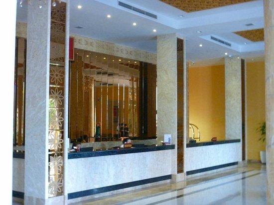 River Palace Hotel: レセプション