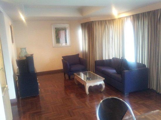โรงแรมเบสท์ คอมฟอร์ท: LR