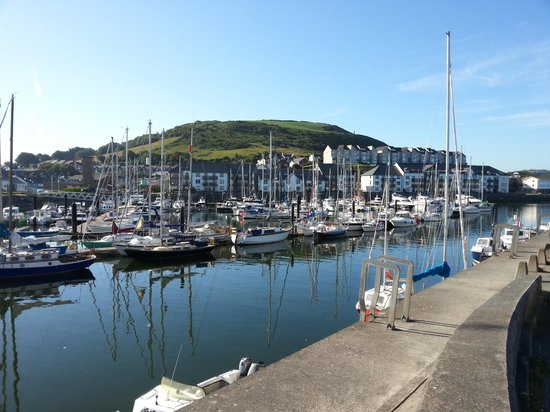 Seabrin Guest House: Habour 100 yrds