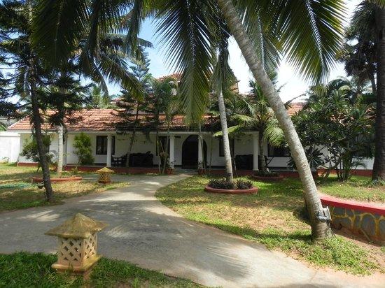 Estuary Island: Villa