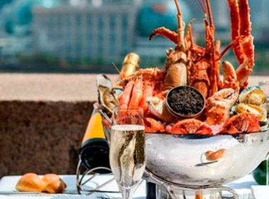 The Cathay Room : Cathay Brunch On the Bund