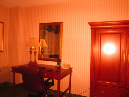 Hilton Lisle / Naperville: View of the room @ Hilton-Lisle (3)