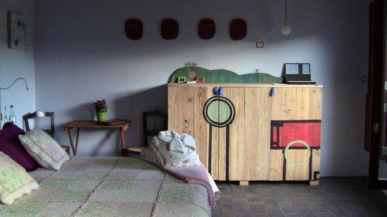 La Demba Arte-Hotel: más habitación
