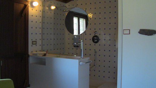 La Demba Arte-Hotel: nuestro baño