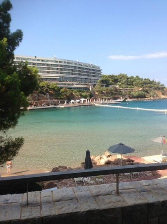 Arion, a Luxury Collection Resort & Spa: The view from bungalow 1027