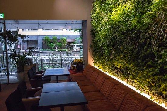 Hotel & Residence Roppongi: Ground floor Restaurant