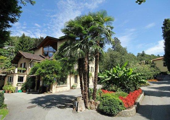 Youth Hostel Lugano Savosa: Aussenansicht