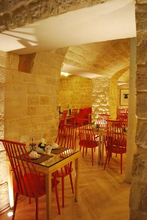 Hotel Lorette - Astotel: Breakfast area