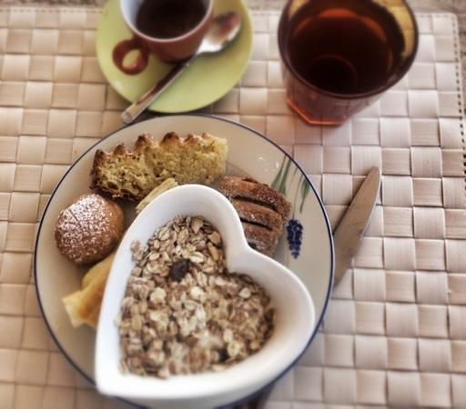 Podere Conte Gherardo: la colazione