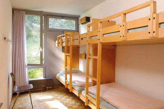 Jugendherberge Luzern: Mehrbettzimmer
