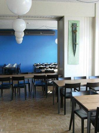 Jugendherberge Luzern: Speisesaal