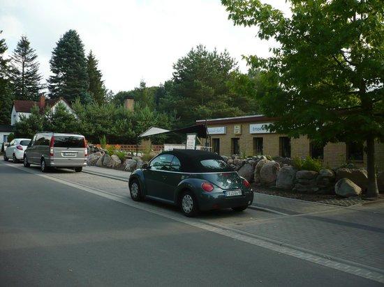 Benz Ferienhof: Restaurant