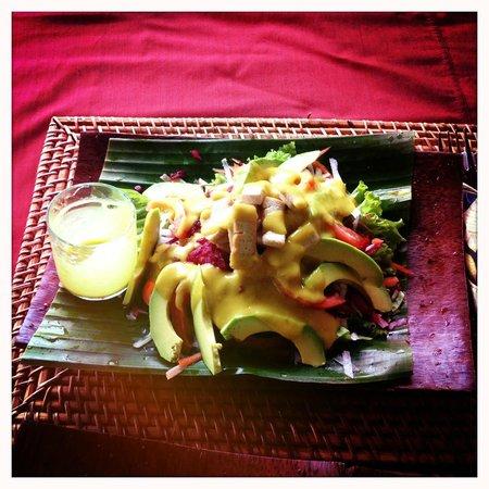Soulshine Bali: Best salad in Ubud!