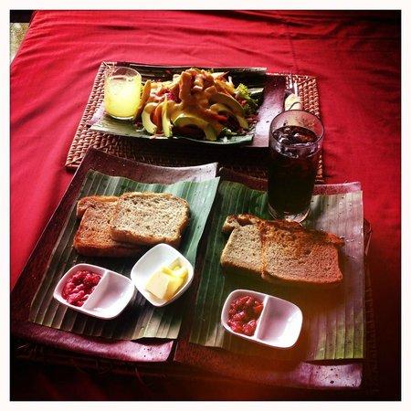 Soulshine Bali: Best food in Ubud!