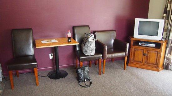 Arthur's Pass Village Motel: Room