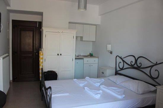 Depis Edem Luxury Villas: Doppelzimmer im Studio mit Kochnische
