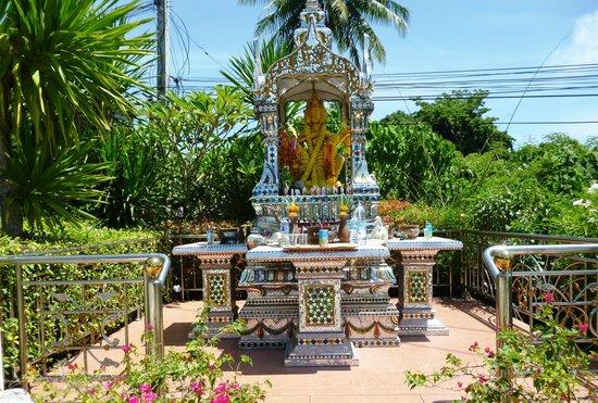 Tri Trang Beach Resort: Tri Trang Entrance