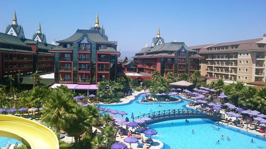 Siam Elegance Resort & Spa : la piscine