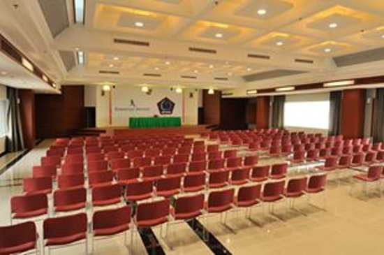 Asana Kawanua Jakarta : Plan your meeting with us. We are ready to provide the best