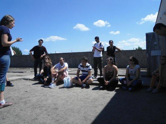 Viva Berlin By Insider Tour: Visita Campo de Concentracion