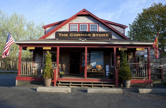 Corner Store: On the corner of Old Queen Anne & 137, Chatham