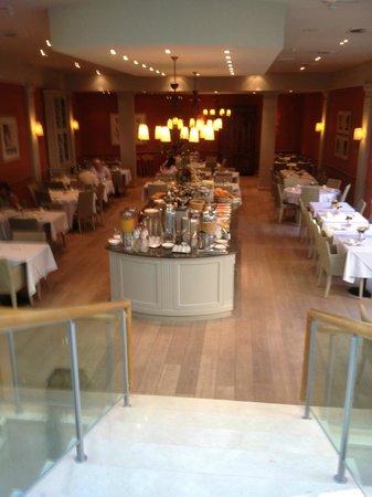 Oud Huis de Peellaert: The lovely breakfast room