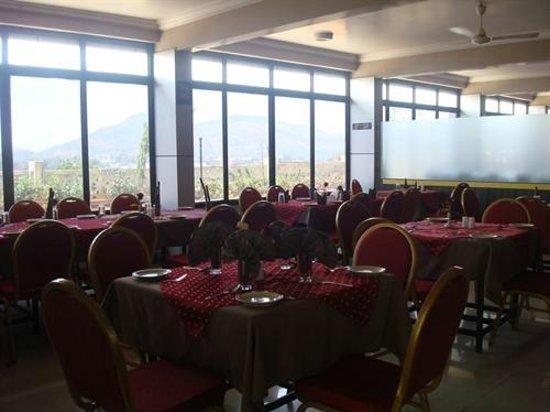 Hotel Greenland Delsol : Dining