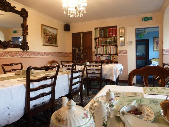 The Old Station: Dining room