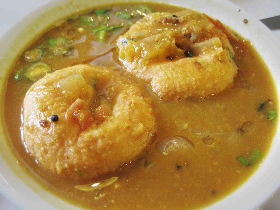 Dasaprakash: Spicy Vada Sambhar