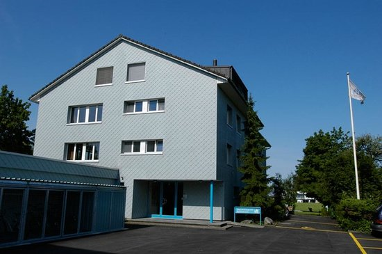 Rapperswil-Jona Youth Hostel: Aussenansicht