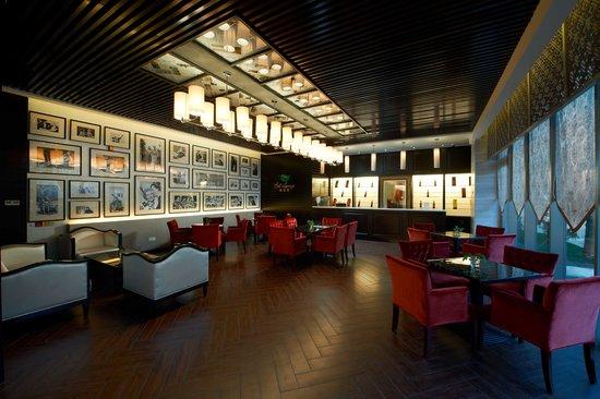 Swiss-Belhotel Liyuan Wuxi : Bel Lounge