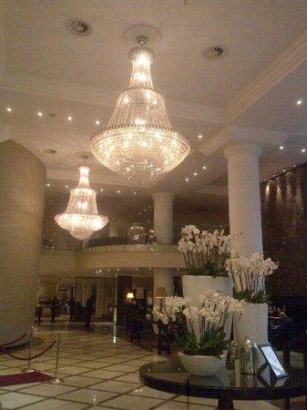 Holiday Inn Sandton - Rivonia Road: Reception