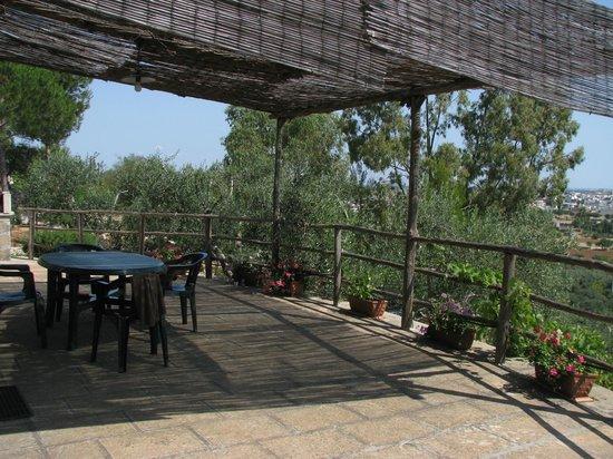 Residenze Fusaro: Terrazzo
