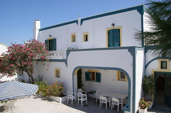 Atlas Pension: Pension Atlas Santorini