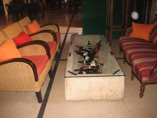 Carpymore: Lounge