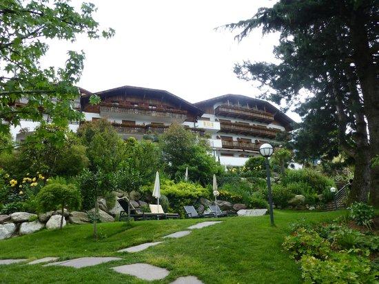 Hotel Hohenwart: Blick aufs Haus Christine
