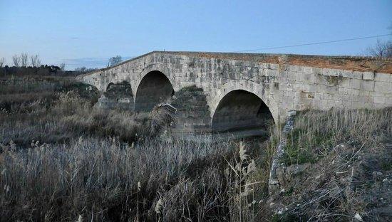 Ponte Romano sul Carapelle