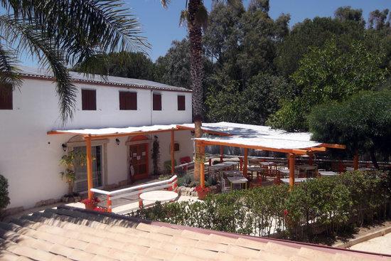 Hotel Baia del Sole: Spazio all'aperto