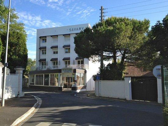 Hotel Le Savary: Hôtel Savary